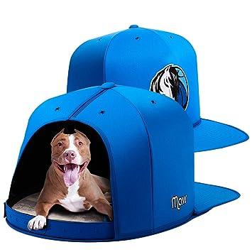 Amazon.com: Cama para mascotas con diseño del equipo de ...