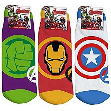 Calcetines Vengadores Avengers Marvel surtido: Amazon.es: Juguetes y juegos