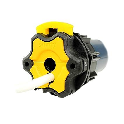 Hipro LT50 Motor de tubo mecánico de Somfy® para persianas y para sistemas de protección