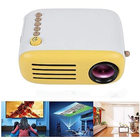 WIVION Mini proyector LED a Todo Color portátil para Regalo ...