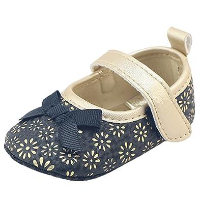 3474d461da040 Ohmais Unisex Enfants Chaussure bebe garcon bébé fille premier pas  Chaussure premier pas bébé sandale