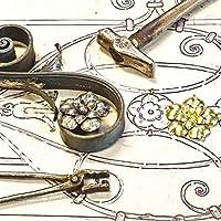 Fucina l 39 arte del ferro battuto handmade for Panchina ferro battuto amazon