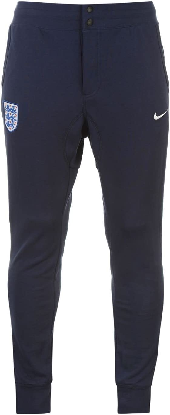 Nike England entrada Authentic Chándal pantalones de hombre NVY de ...