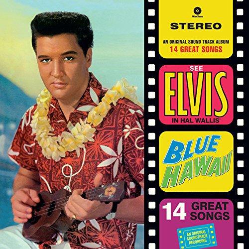 Roll Rock Music Card N - Blue Hawaii (180G/Bonus Tracks/Dl Card)