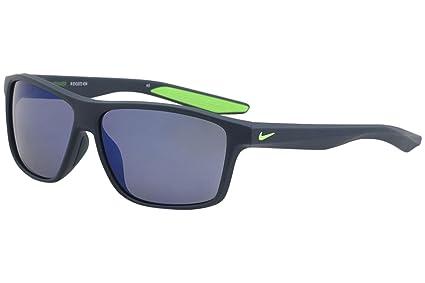 508258a4ff8 Nike EV1072-434 Premier M Frame Grey with Pacific Blue Mirror Lens  Sunglasses