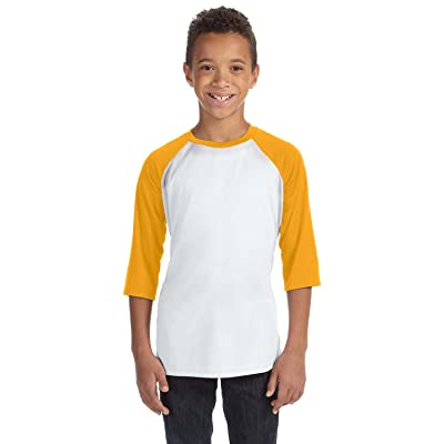 Alo Sport Y3229 Youth Baseball T Shirt