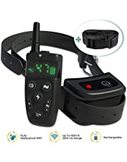 Amazon Com Training Collars Training Amp Behavior Aids