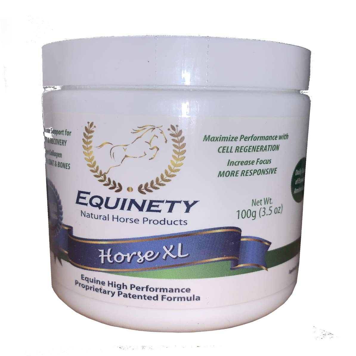 Equinety Horse XL Equine Supplement 3.5 oz by Equinety