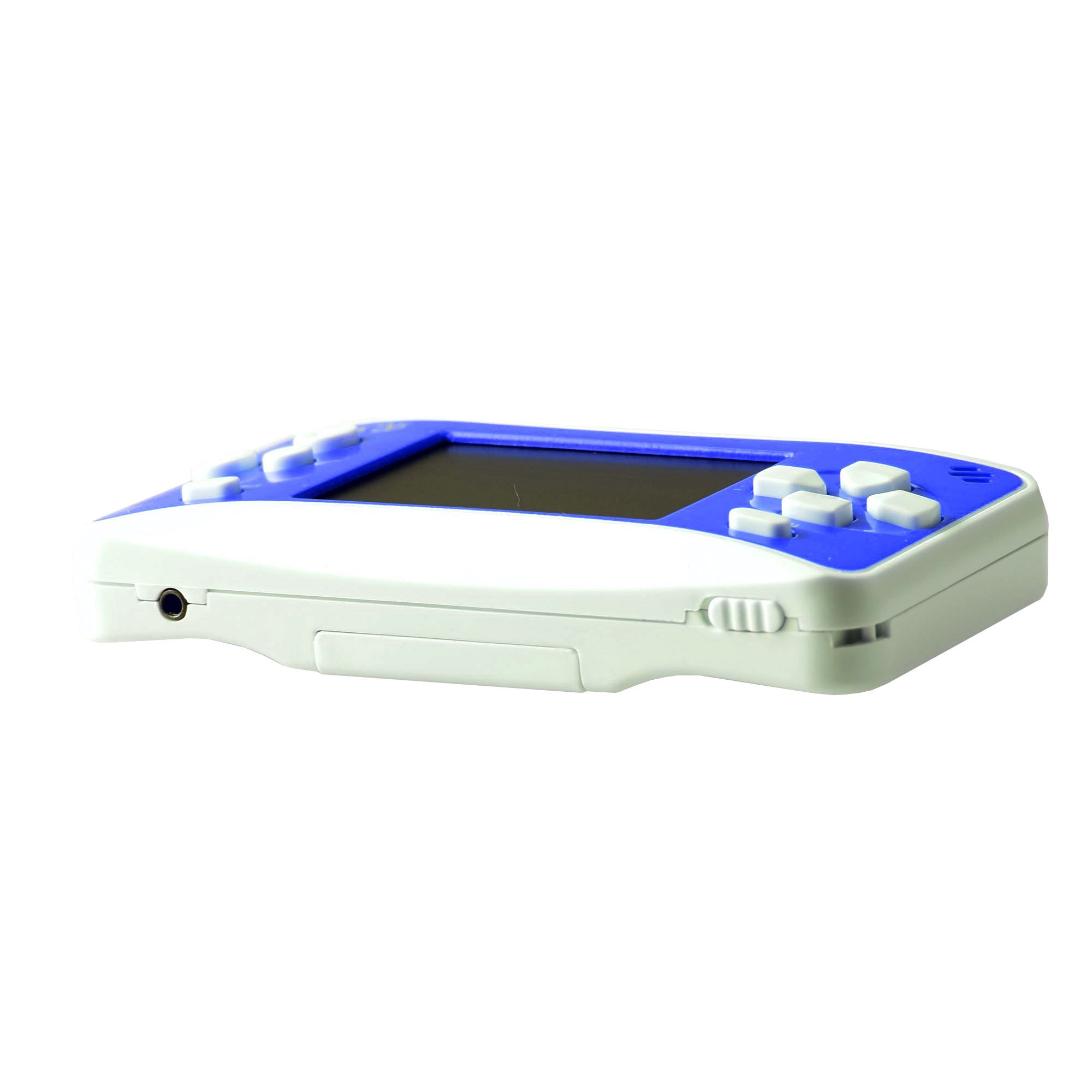 Gam3Gear 3 x AAA Built-in 152 Retro Classic Games 2.5'' LCD Handheld Game Console with Speaker Blue/White by Gam3Gear (Image #3)