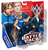 WWE Vince McMahon & Shane McMahon Action Series 46 Figure, 2 Pack