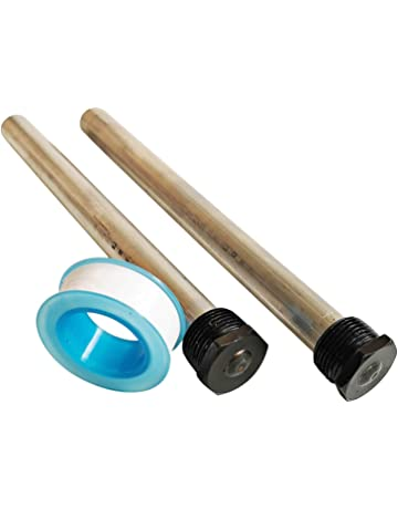 RV Water Heater Magnesium Anode Rod Set - 2-Piece Kit Water Heater Anode Rods