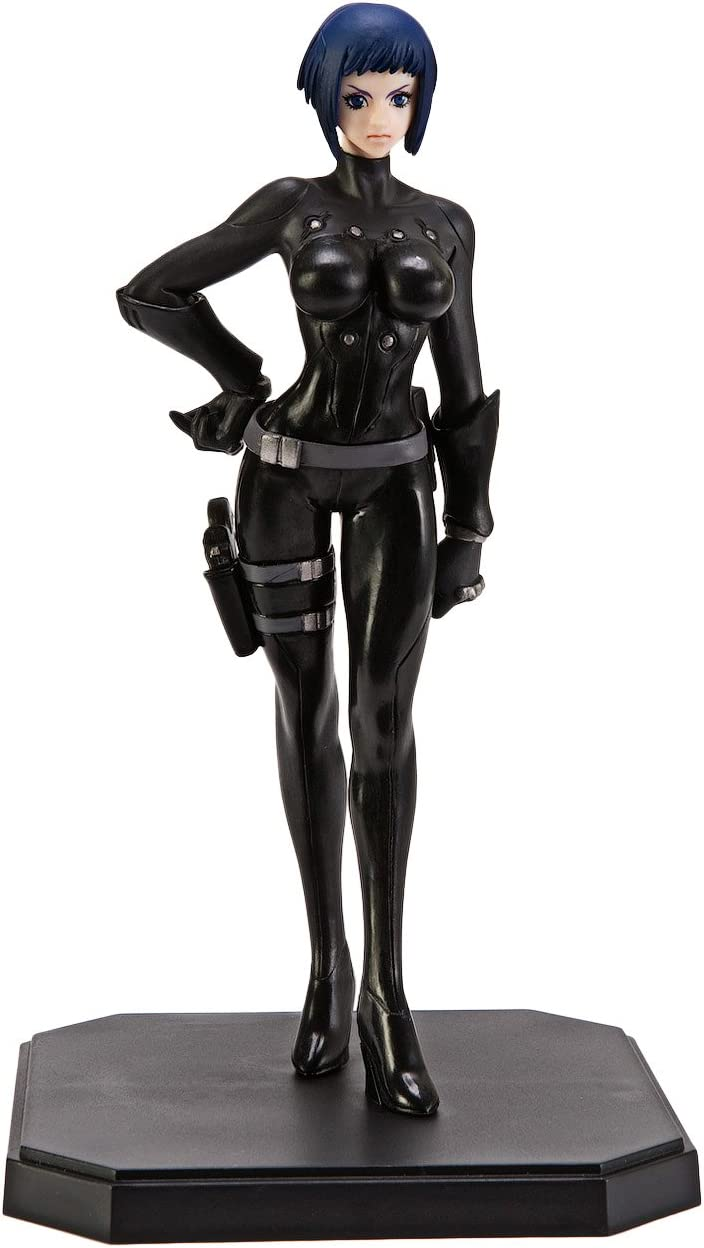 Amazon Com Banpresto Ghost In The Shell Arise Dxf Figure Motoko Kusanagi 48626 Toys Games