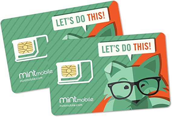 Amazon.com: Mint Mobile Starter Kit | Compruebe la ...