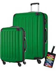 HAUPTSTADTKOFFER® 49 Liter Handgepäck · Spree · TSA · MATT · (in 10 Farben) + BADEHANDUCH