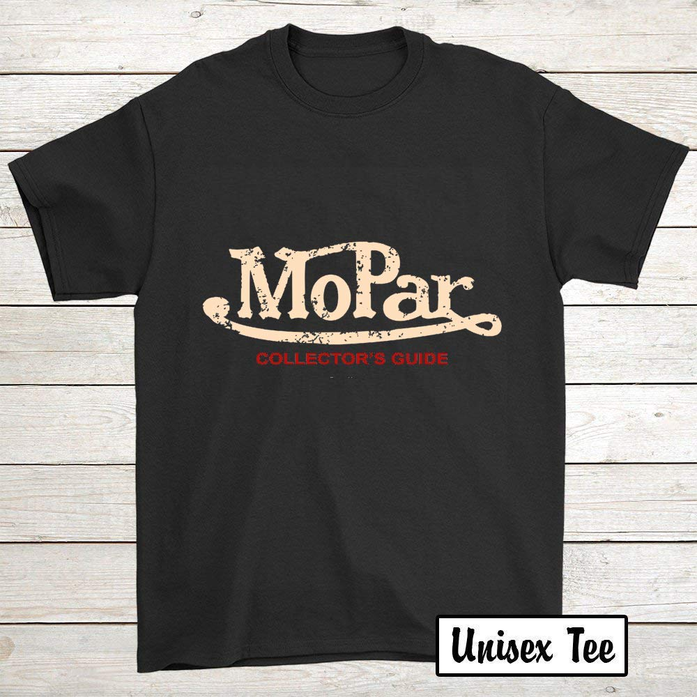 9347a7d1d0 Amazon.com: mopar collectors guide 32 T-Shirt For Men Women: Handmade