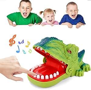 WangWDN Los Dientes de Dinosaurios Juego de los Juguetes