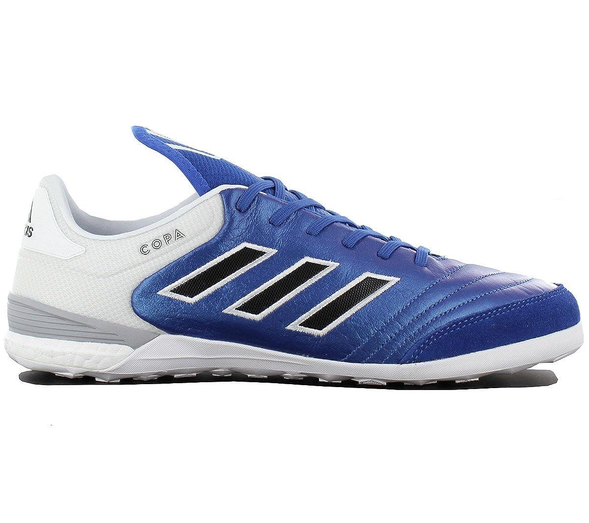 Adidas Herren Copa Tango 17.1 In für Fußballtrainingsschuhe, Blau (Blu Azul Negbas ftwbla), 42 EU