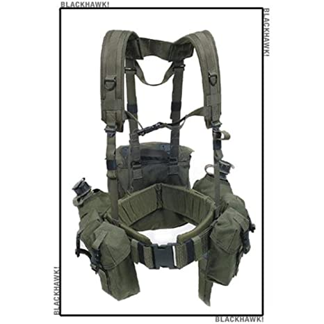 Amazon.com: Load Bearing Suspenders OD: Sports & Outdoors