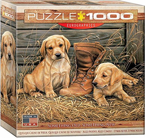EuroGraphics Something Old Puzzle (1000 Piece)