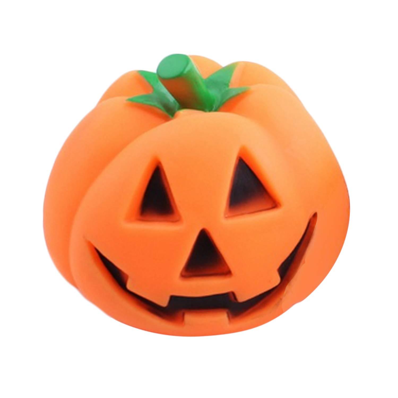 Beetest Jouets à Mâcher pour Chiens, Squeaker Squeaky Grinçante Jouet Mignon pour Chien Chiens Fête Halloween