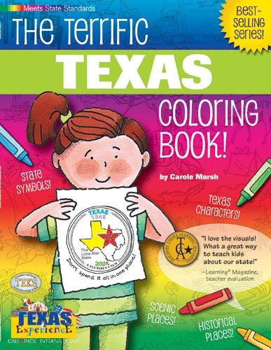 The Terrific Texas Coloring Book! (Texas Experience) pdf