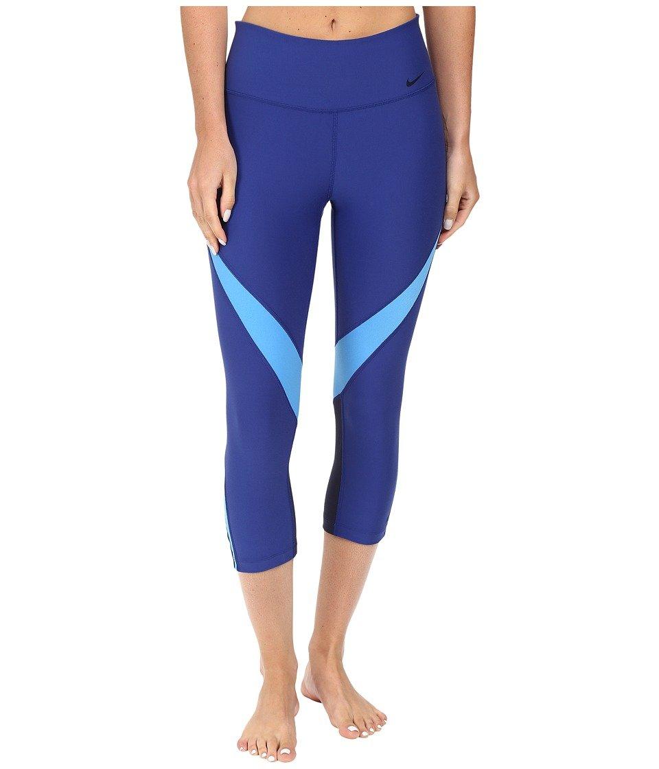 64d091e3dad658 Amazon.com : Women's Nike Power Legend Training Capri : Sports & Outdoors