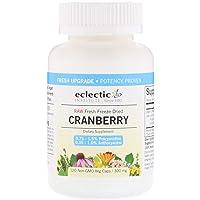 Cranberry 300mg Freeze-Dried - 120 - VegCap