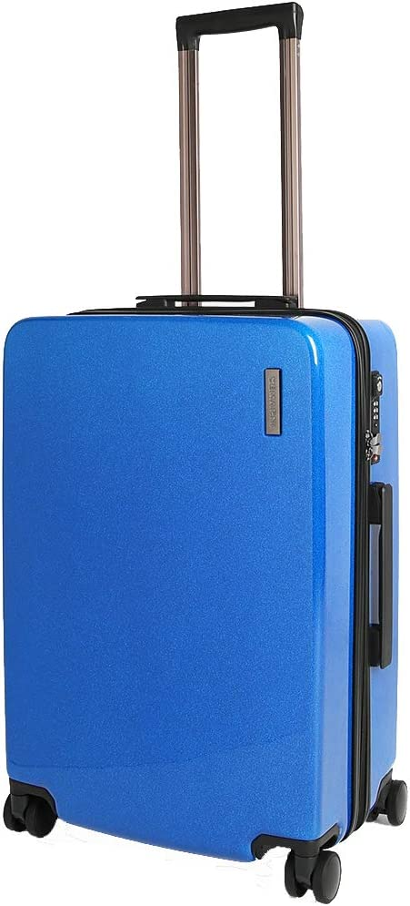 Hwxf Newest Trolley Luggage Lightweight Business Travel Carry on TSA Lock Hardshell Suitcase ABS+PC Aluminum Frame for Lady Suitcase Lock 20inch