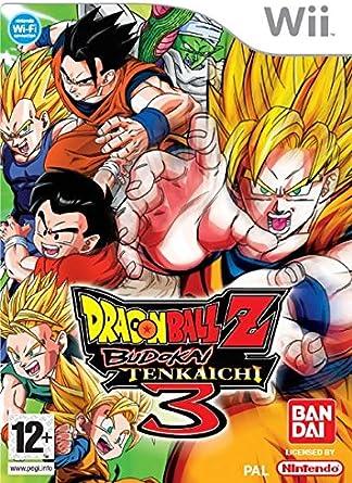 Dragon Ball Z Budokai Tenkaichi 3: Amazon.es: Videojuegos