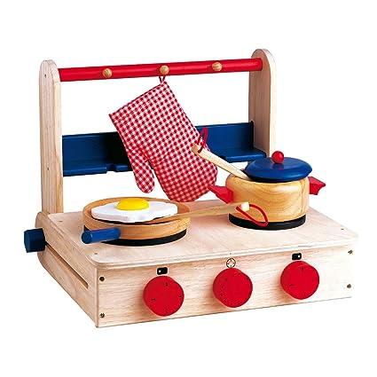 Santoys Kochplatte - Kofferküche