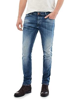 Délavage Super Vêtements Clair Slim Et Avec Jeans Salsa I6xFqgx