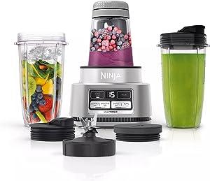 Ninja Foodi SS100 Smoothie Bowl Maker & Nutrient Extractor 1100W Blender SS101 (Renewed)