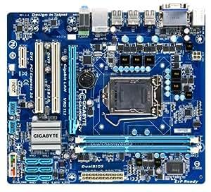 Gigabyte GA-H55M-S2V - Placa base (Intel, Core i3, Core i5, Core i7, Pentium, Socket H (LGA 1156), 10/100/1000 Mbit, Realtek RTL8111E, Gigabit Ethernet)