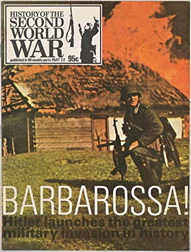 History of the Second World War Part 22: Barbarossa!