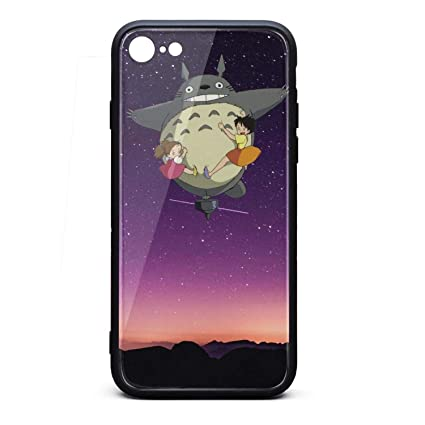Amazon.com: Funda para iPhone 6/6S My-Neighbor-Totoro-Anime ...