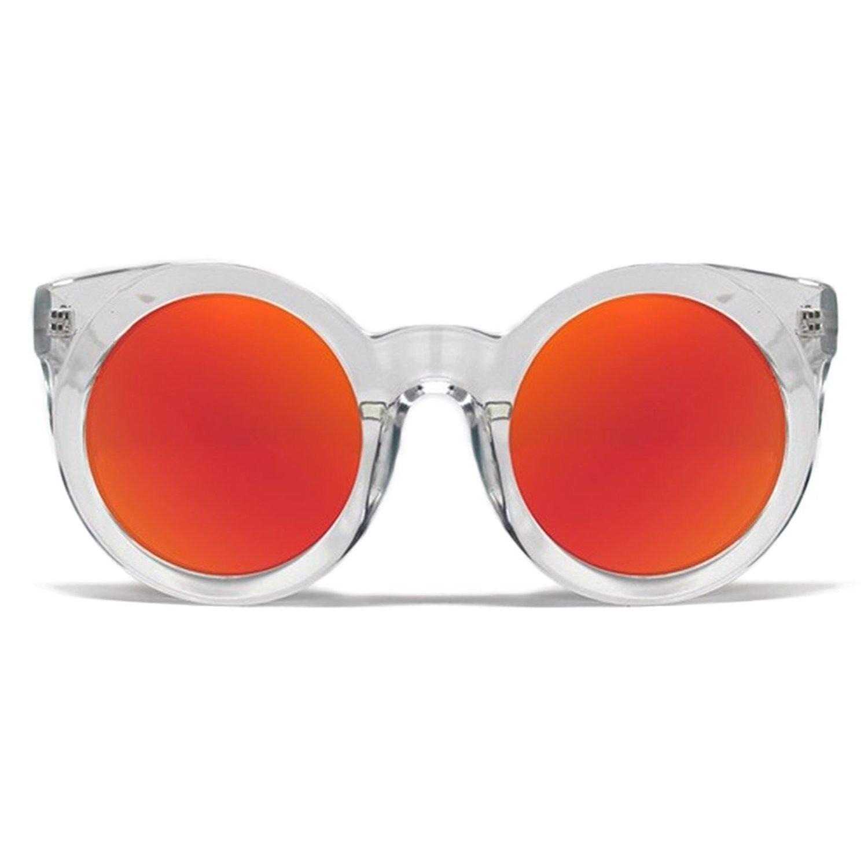 Quay Sunday Girl Sunglassess Cat Eye Frame Plastic Stainless Steel Hinge POPULAR