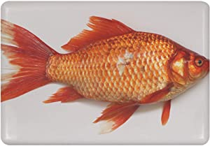 Azeeda 'Goldfish' Fridge Magnet (FM00003167)