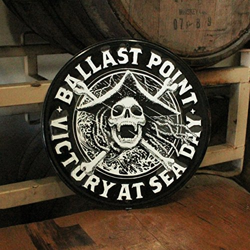 Ballast Point Brewery - Victory At Sea Day - Round Tin (Point Beer Brewery)