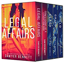 Legal Affairs Boxed Set by [Bennett, Sawyer]
