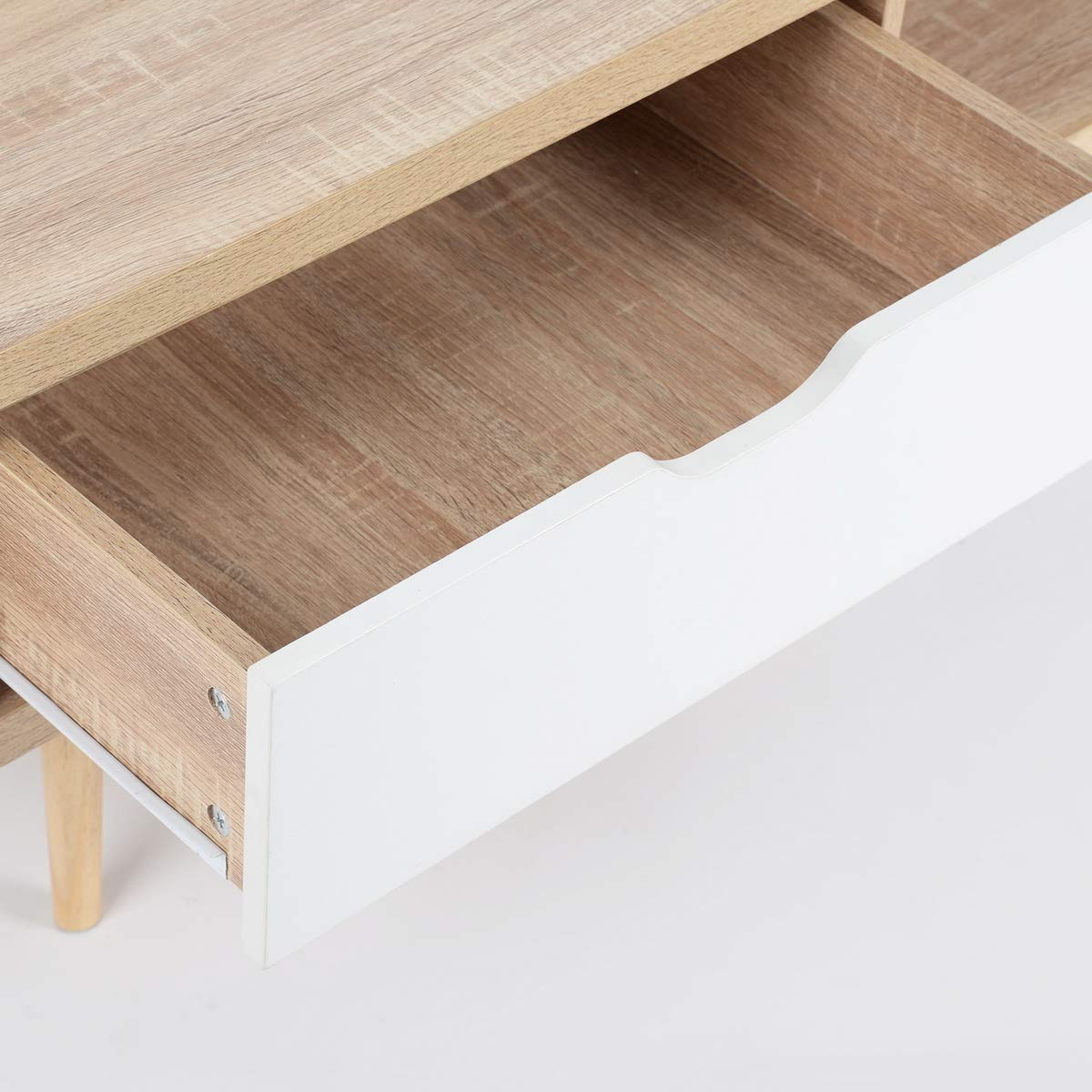 Coffee Table Wooden Table for Living Room Bedroom Home and Office
