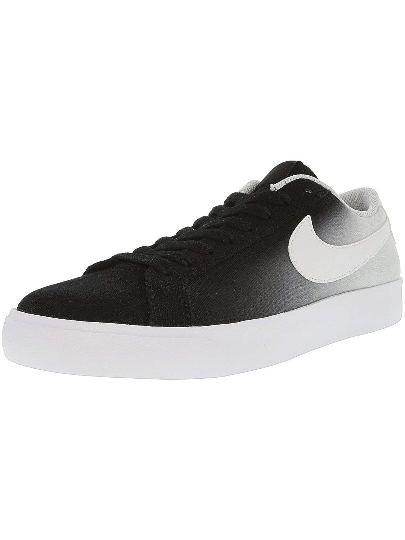 7d77f17298f62 Nike Men's Sb Blazer Vapor TXT Black/White/Pure Platinum Skate Shoe ...