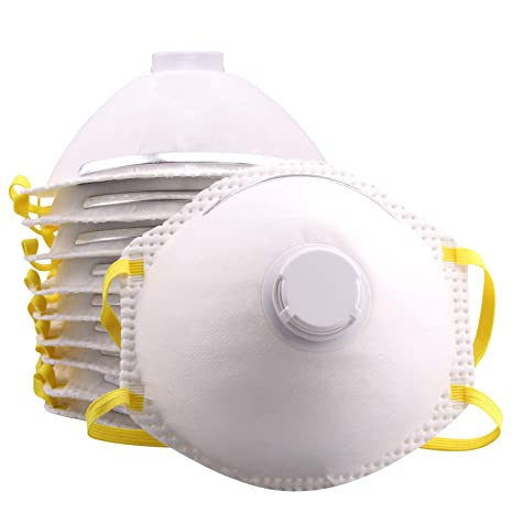 - Niosh Mask Disposable Dust For Approved Respirators P95