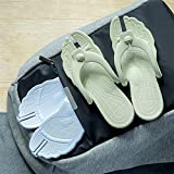 RARITY-US Foldable Portable Flip Flops Indoor and