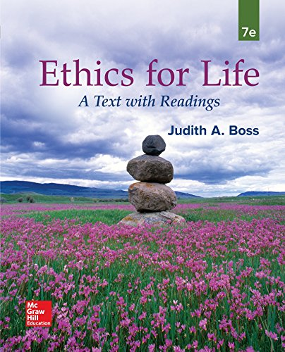 Looseleaf for Ethics for Life: A Text with Readings