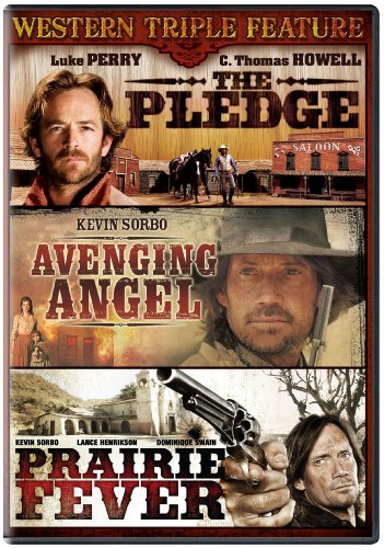 Armand Box Set - Western Triple Feature: The Pledge/Avenging Angel/Prairie Fever