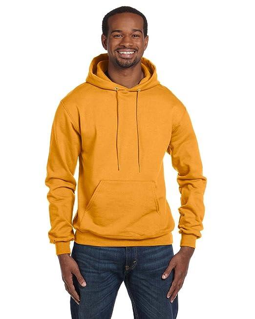 c42661243b48 Champion Men s Eco 9 oz. Pullover Hood  Amazon.co.uk  Clothing