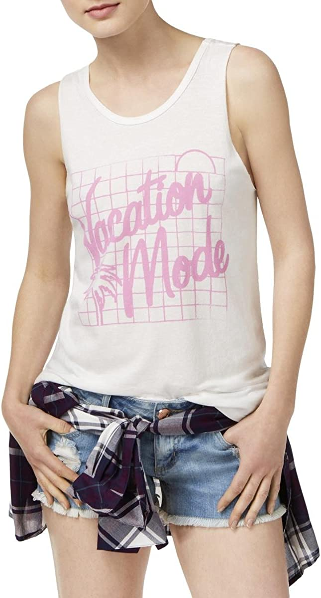 Junk Food Womens Vacation Mode Tank Top