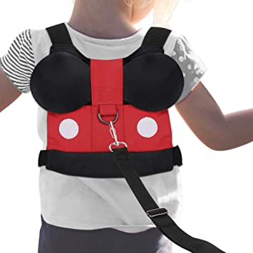 Butterfly Baby Safety Harness Walking Belt Backpack Style Belt Kid Leash New