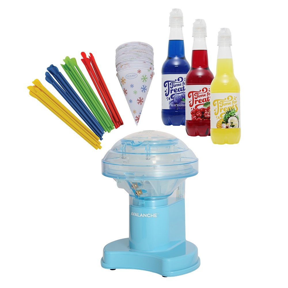 Time for Treats Snow Cone Gift Pack by VICTORIO VKP1102 by Time for Treats
