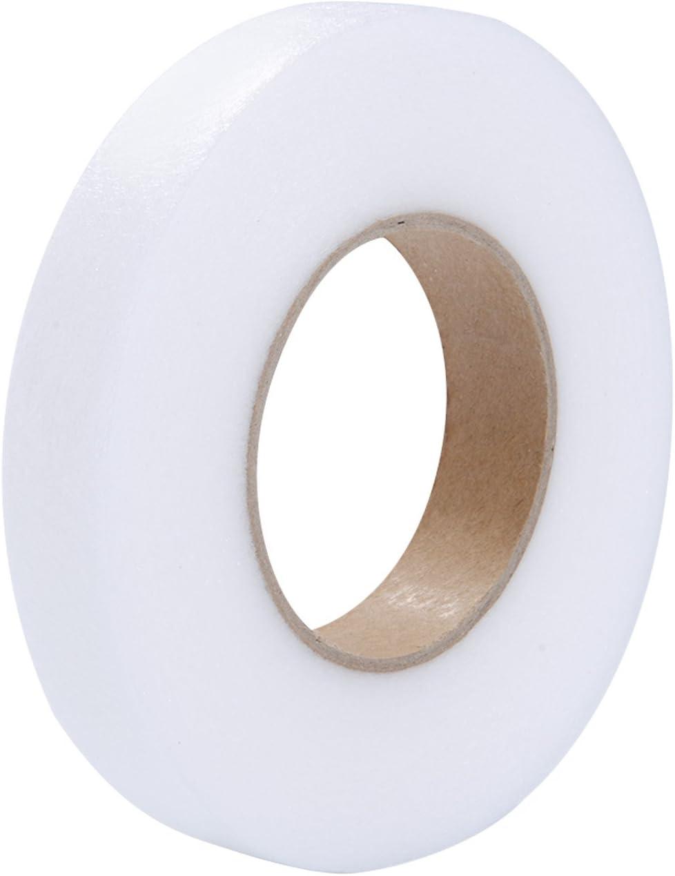 Outus 70 Yarde Ferro su Nastro Adesivo Tessuto Fusione Hemming Nastro Non Cucire Nastro Adesivo Rotolo per Jeans Pantaloni Abbigliamento Indumenti Larghezza 20 mm